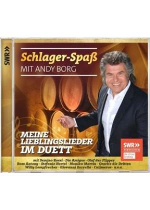 Schlager-Spaß mit Andy Borg: Meine Lieblingslieder im Duett