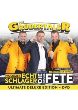 Echt Schlager, die große Fete - Deluxe CD+DVD