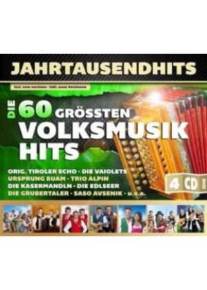 Jahrtausendhits - Die 60 größten Volksmusikhits