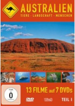 Australien Teil 1: Tiere, Landschaft, Menschen