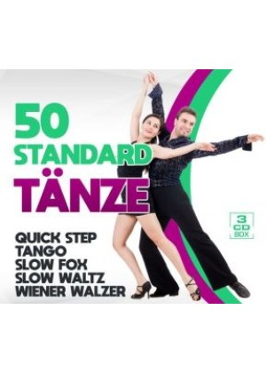 50 Standard Tänze