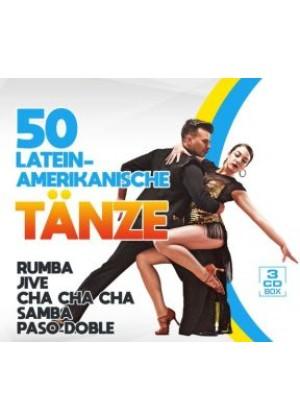 50 Lateinamerikanische Tänze