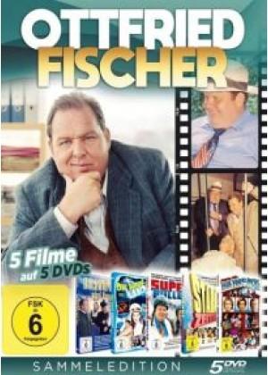 Ottfried Fischer - Sammeledition: 5 Filme auf 5 DVDs