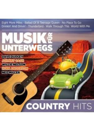 Musik für unterwegs - Country Hits
