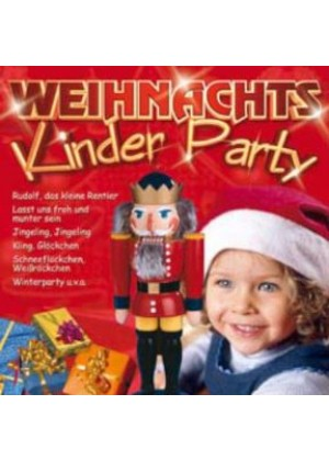 Weihnachts-Kinder-Party