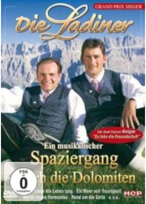 Ein musikalischer Spaziergang durch die Dolomiten
