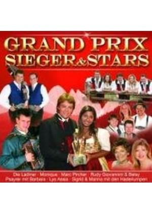 Grand-Prix-Sieger und Stars
