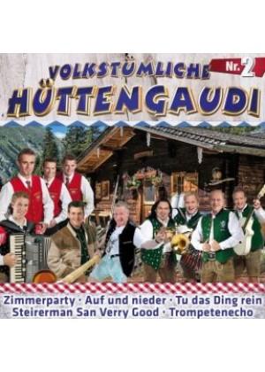 Volkstümliche Hüttengaudi Nr.2