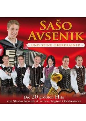 Die 20 größen Hits von Slavko Avsenik u.s. Orig. Oberkrainer