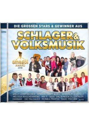 Die großen Stars & Gewinner aus Schlager & Volksmusik - Smago! Award 2018