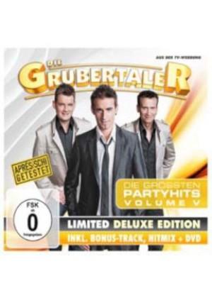 Die größten Partyhits - Vol. V - Deluxe Edition
