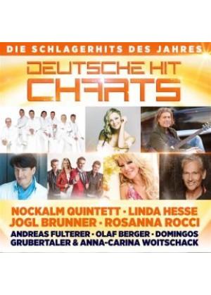 Deutsche Hit Charts - Die Schlager des Jahres
