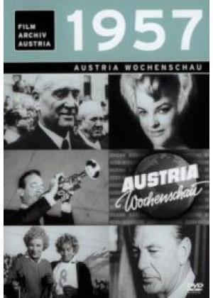 Austria Wochenschau 1957