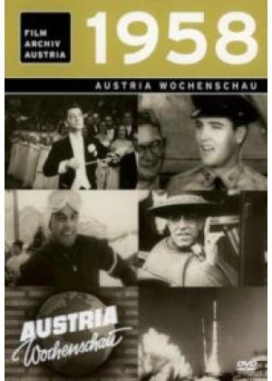 Austria Wochenschau 1958