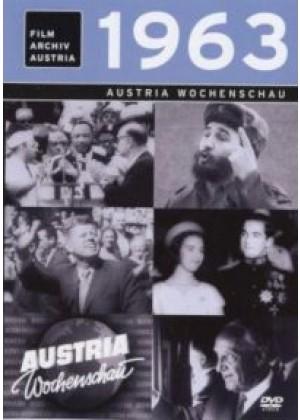 Austria Wochenschau 1963