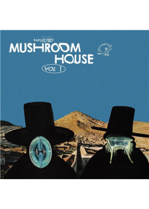 Kapote pres. Mushroom House Vol. 1 (2xLP + TOY TONICS MAGAZINE)
