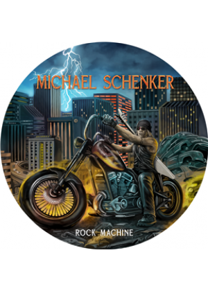 Rock Machine (Picture Disc LP)
