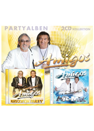 Partyalben - 2CD Kollektion