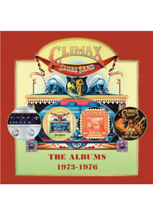 The Albums 1973-1976: 4CD Remastered Boxset Edition