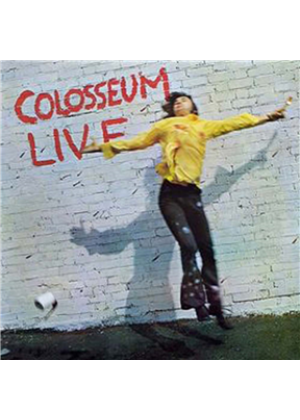 Colosseum Live: 2CD Remastered & Expanded Edition