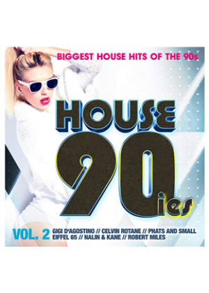 House 90ies Vol. 2 - Biggest House Hits Of The 90s