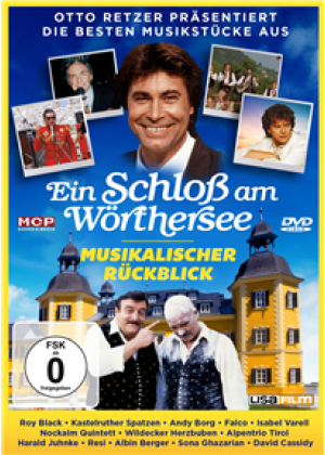 Otto Retzer präsentiert die besten Musikstücke aus Ein Schloss am Wörthersee