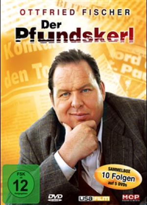 Der Pfundskerl: Sammelbox - 10 Folgen auf 5 DVDs