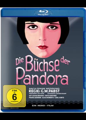 Die Büchse der Pandora (Blu-Ray)