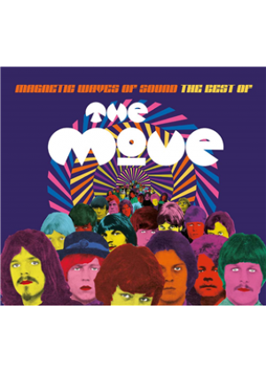Magnetic Waves Of Sound - The Best Of The Move: 2 Disc CD/DVD Remastered Deluxe Edition
