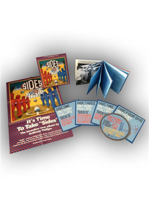 Sides: 3CD/DVD Deluxe Clamshell Boxset Edition