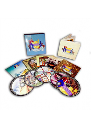Private Parts & Pieces I-IV: 5CD Deluxe Clamshell Boxset