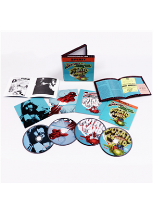 The Complete Potatoland: 4CD Remastered And Expanded Boxset