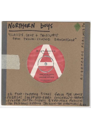 Northern Boys: Classics Gems And Treasures From Talcum-Coated Dancefloor