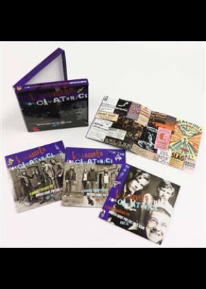 Lullabies For Catatonics - A Journey Through The British Avant-Pop/Art-Rock Scene 1967-74: 3CD Clamshell Boxset