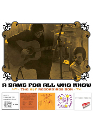 A Game For All Who Know: The H&F Recordings Box