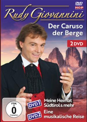 Meine Heimat Südtirol und mehr & Eine musikalische Reise