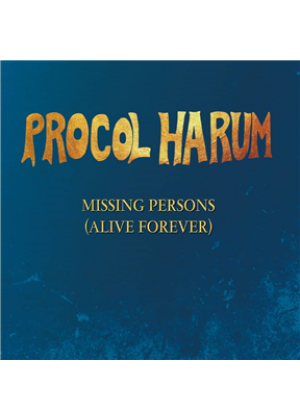 Missing Persons (Alive Forever) EP
