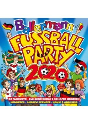 Ballermann Fußballparty 2020