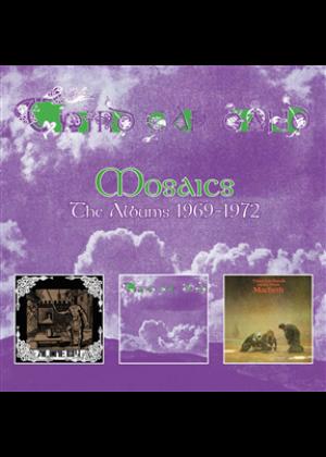 Mosaics - The Albums 1969-1972: 3CD Clamshell Boxset