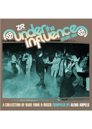 Under The Influence Vol.9 compiled by Alena Arpels