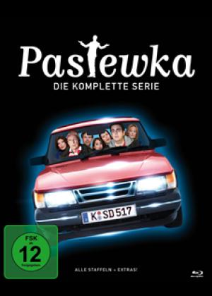 Pastewka Komplettbox: Staffel 1-10 + Weihnachtsgeschichte (Blu-Ray + Staffel 1-5 auf SDonBlu-Ray)